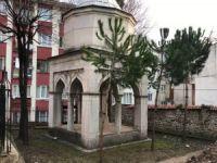Bursa'da türbeye uyuşturucu sakladılar