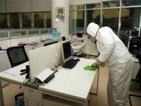 Bursa'da Koronavirüs önlemi