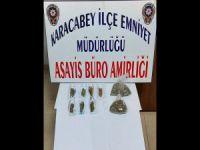 Bursa'da uyuşturucu taciri yakalandı