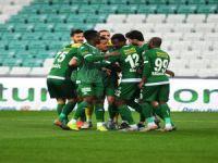 Bursaspor: 1 - Boluspor: 1