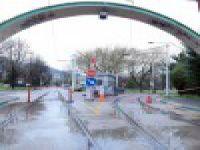 Bursa'da parklar kapatıldı
