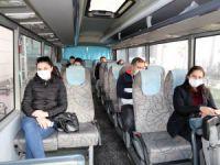 Mudanya'dan sağlık çalışanlarına destek