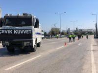 Bursa'da 1.4 milyon lira ceza kesildi
