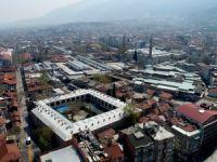 Bursa'da çarşı ve hanlar bölgesi açılacak