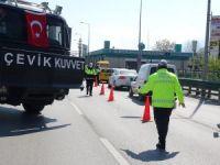 Bursa'da yasağa uymayanlara ceza