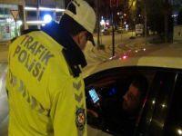 Bursa'da ceza yağdı