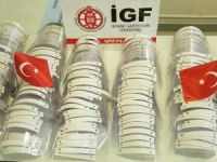İGF gazetecilere maske dağıttı