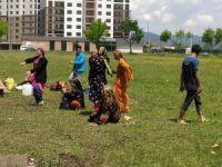 Bursa'da kavga! 2'si kadın 4 yaralı!
