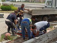 Bursa'da iş kazası can aldı