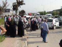 Bursa'da kaza: 4 yaralı