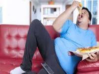 Hareketsizlik obezite sebebi