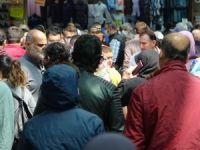 Bursa'da manzara değişmiyor!