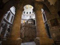 Kıyamet Kilisesi açıldı