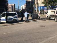Bursa'da ihlal kaza getirdi