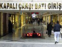 Bursa'da çarşı yeniden açıldı