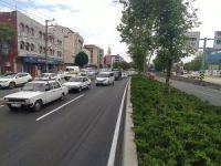 Bursa'da trafiği kilitleyen olay!