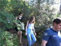 Genç kızlar ormanda kayboldu