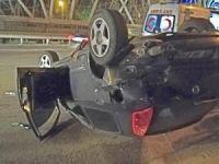 Bursa'da kaza: 2 yaralı!