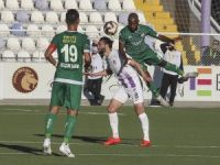 Keçiörengücü: 1 - Bursaspor: 0