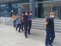 Bursa'da 19 gözaltı!