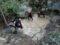 Mudanya ekipleri afet bölgesinde