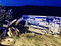 Bursa'da feci kaza! 6 yaralı