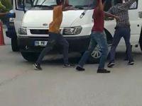 Osmangazi'de levyeli kavga!