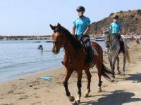 Bursa'da atlı denetim!