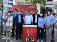 Gürsu CHP'den doğalgaz imza kampanyası