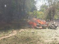Bomba yüklü araçla saldırı