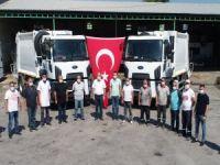Mudanya belediyesi temizliği arttırdı
