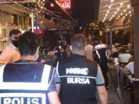 500 polisle korona baskını!