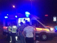 Bursa'da kaza: Yaralılar var