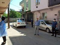 Bursa'da korona timi kuruldu!