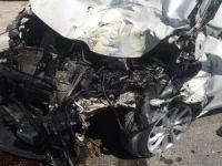 Zincirleme kaza: 6 yaralı!