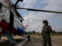 Bursa'da helikopterli denetim