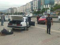 Bursa'da kaza: 3 yaralı!