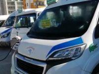 Bursa'da minibüslere zam!