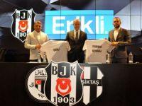 Erikli Beşiktaş JK ile anlaşmasını yeniledi