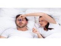 10 kiloluk artışta, uyku apnesi riski 2 kat artıyor!