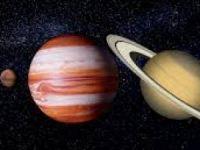 20 yılda bir gerçekleşen Jüpiter, Satürn kavuşumu!