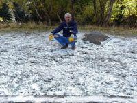 Bursa'ya mevsimin ilk karı düştü