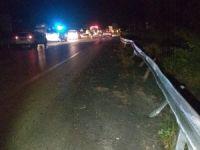 Bursa'da kaza: 4 yaralı!