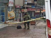 Kent Meydanı'nda bomba paniği!