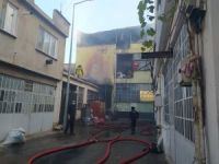 Bursa'da dev yangın!