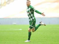 Bursaspor gol sayısını 12'ye çıkardı
