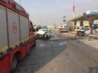 Bursa'da kaza: 1 ölü 4 yaralı!
