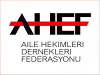 AHEF'den açıklama