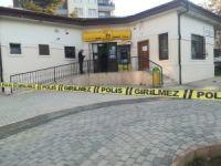 Bursa'da PTT soygunu!