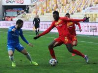 Yeni Malatyaspor: 1 - BB Erzurumspor: 3